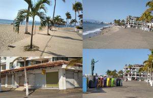 La economía del Puerto paralizada
